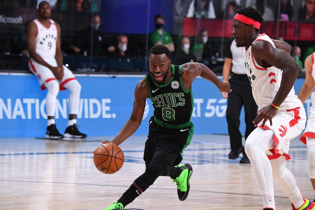 Boston Celtics v Toronto Raptors - Game Seven