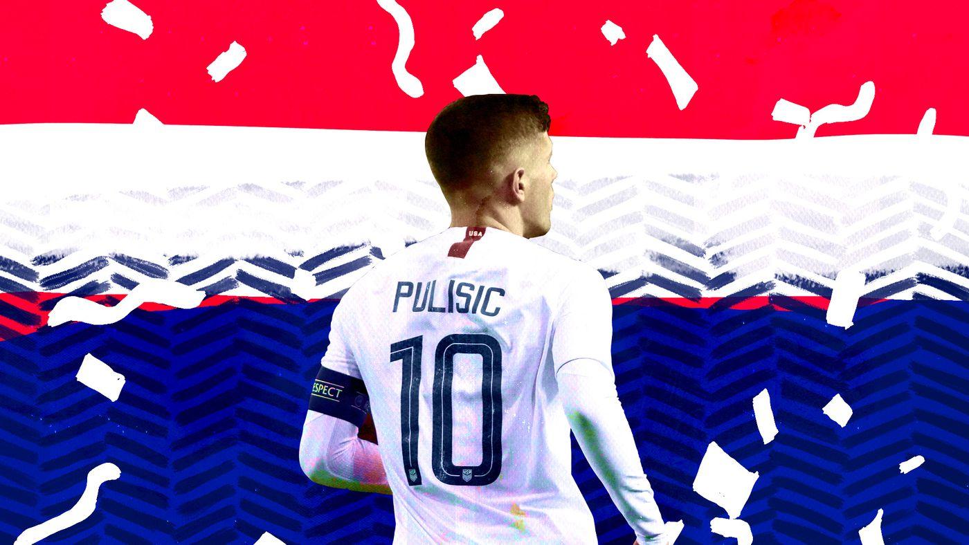 2867c8311 Christian Pulisic s future in U.S. soccer in 3 case studies - SBNation.com