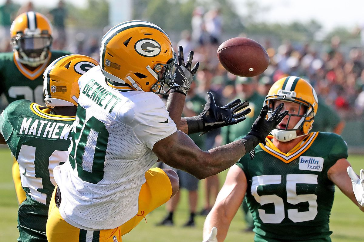 NFL: Green Bay Packers-Training Camp