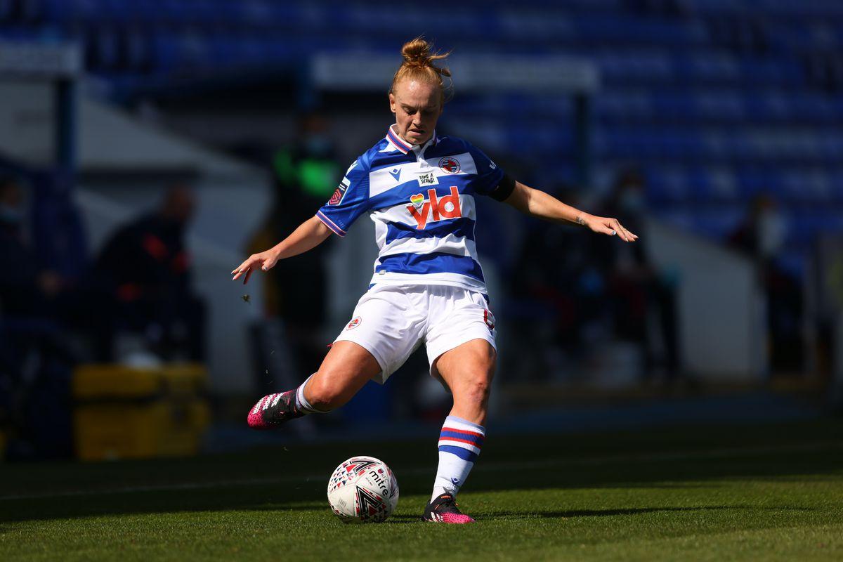 Reading Women v Tottenham Hotspur Women: Vitality Women's FA Cup Fourth Round