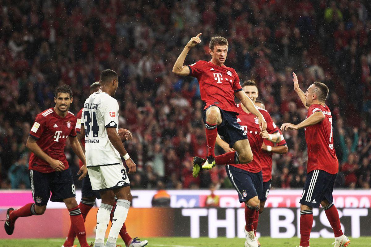 نتيجة بحث الصور عن Match + Bayern Munich + Ajax Amsterdam