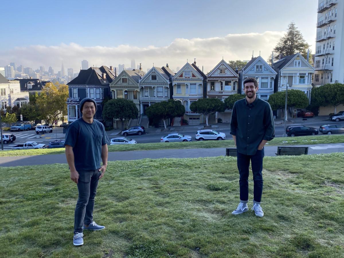 Zack Schwab and James Lok of Schlok's