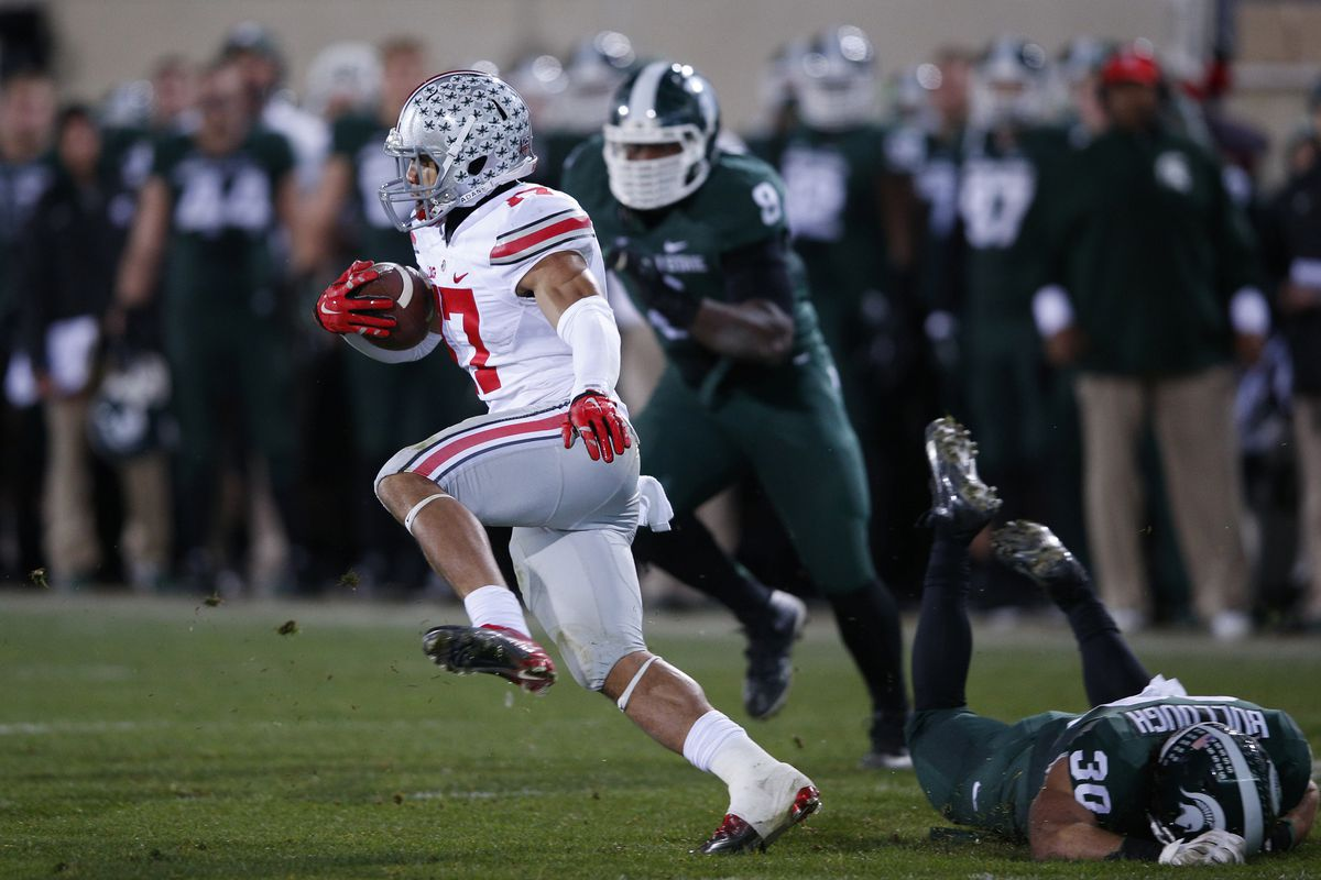 Jalin Marshall will be doing his best to fill the shoes of injured H-back Dontre Wilson