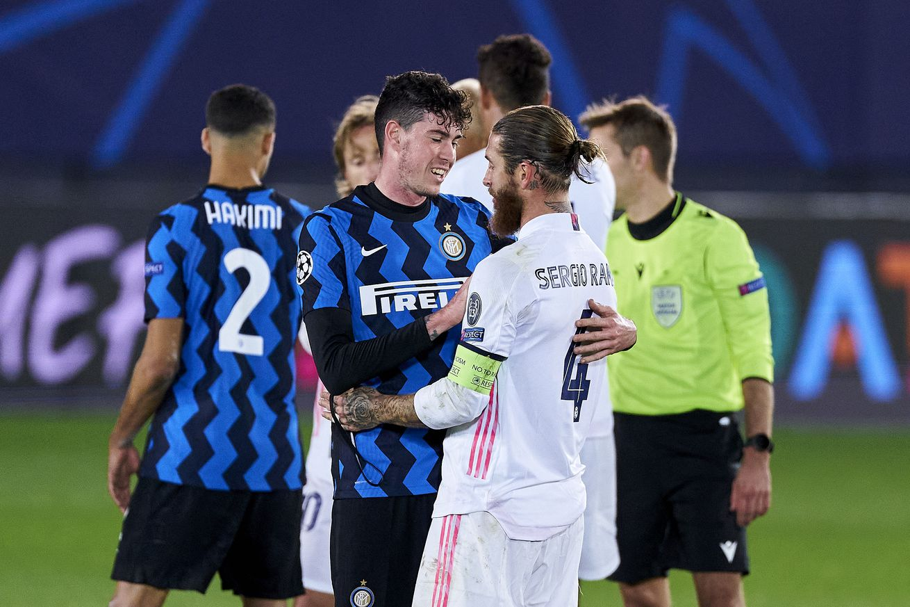Inter Milan?Real Madrid Champions League 2020-21 Match Preview, Injuries/Suspensions, Potential XIs, Prediction