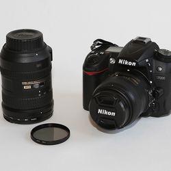 Nikon D7000, 40mm f/2.8, 18-200mm f/3.5-5.6