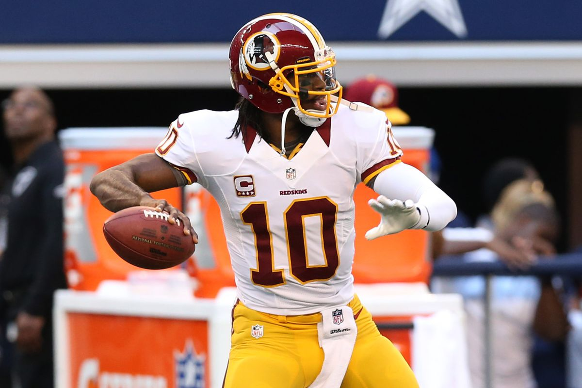 QB Robert Griffin III Leads All Jersey Sales Through Cyber Monday ...