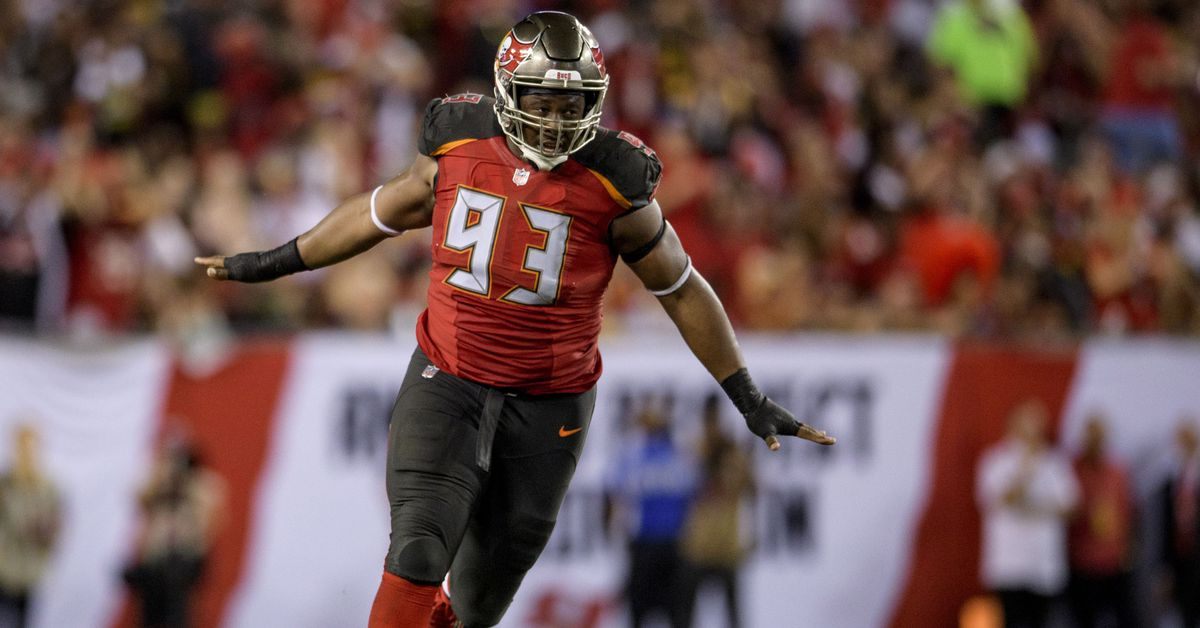 Report: Falcons have at least 'some interest' in free agent DT Gerald McCoy