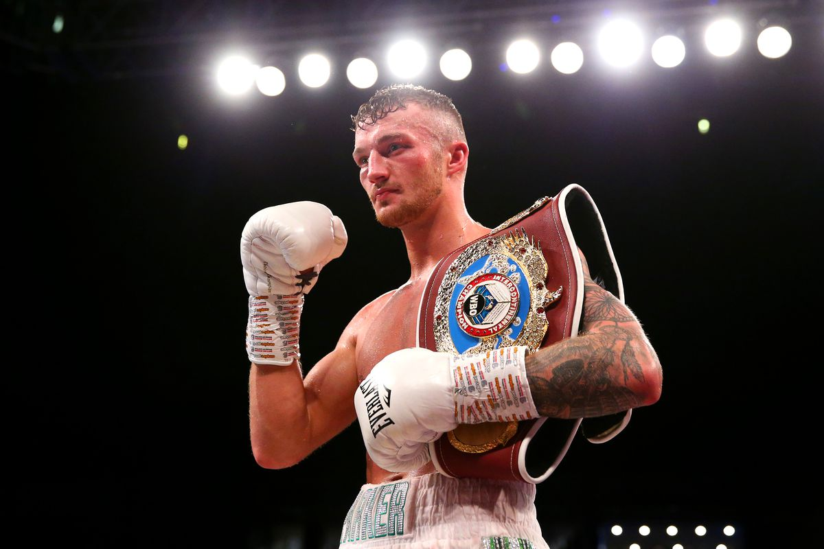 Zach Parker, WBO top contender, signs with Queensberry Promotions - Bad  Left Hook