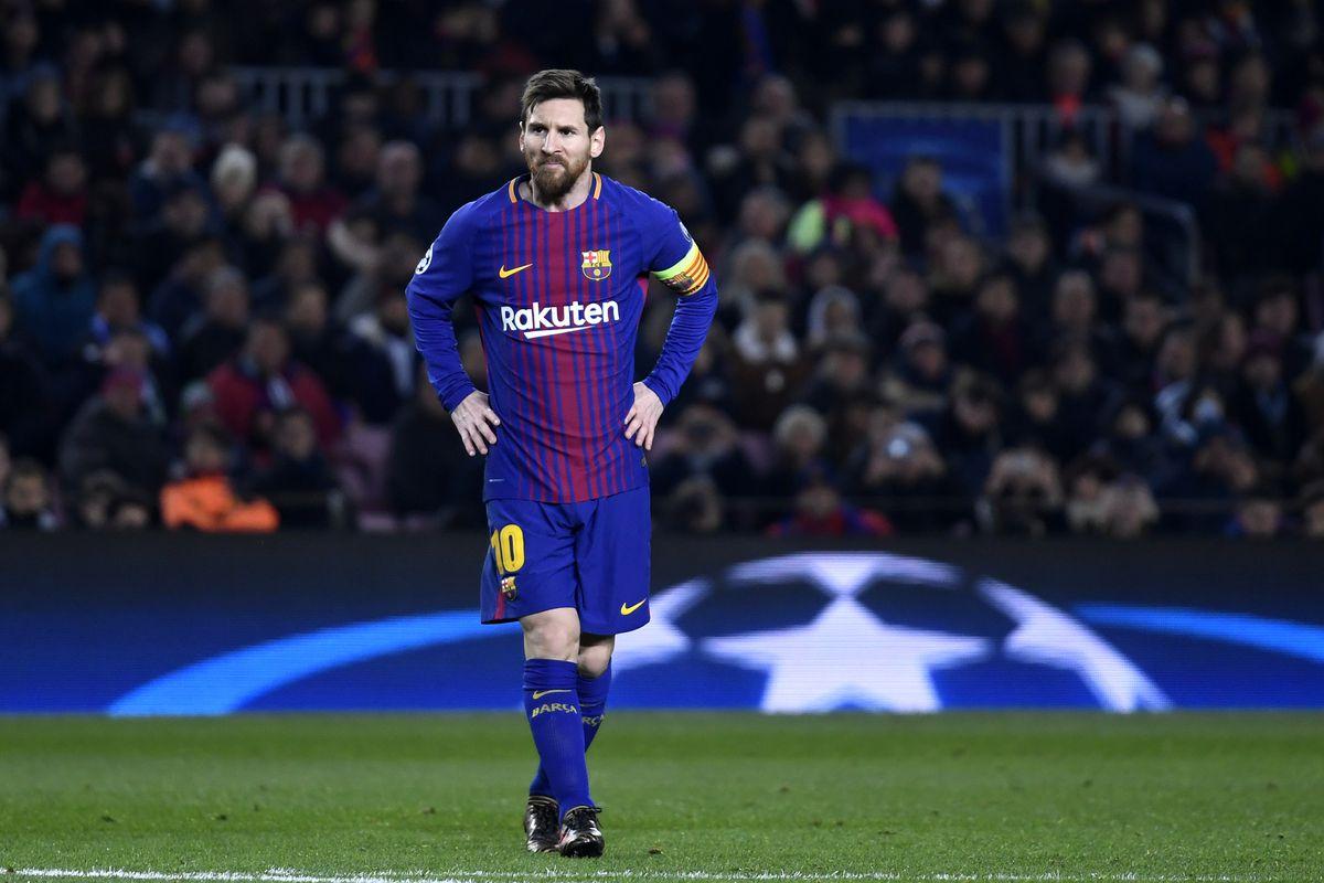 FC Barcelona v Sporting CP - UEFA Champions League