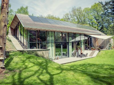 Sustainable Dutch home for sale comes with surreal custom furniture