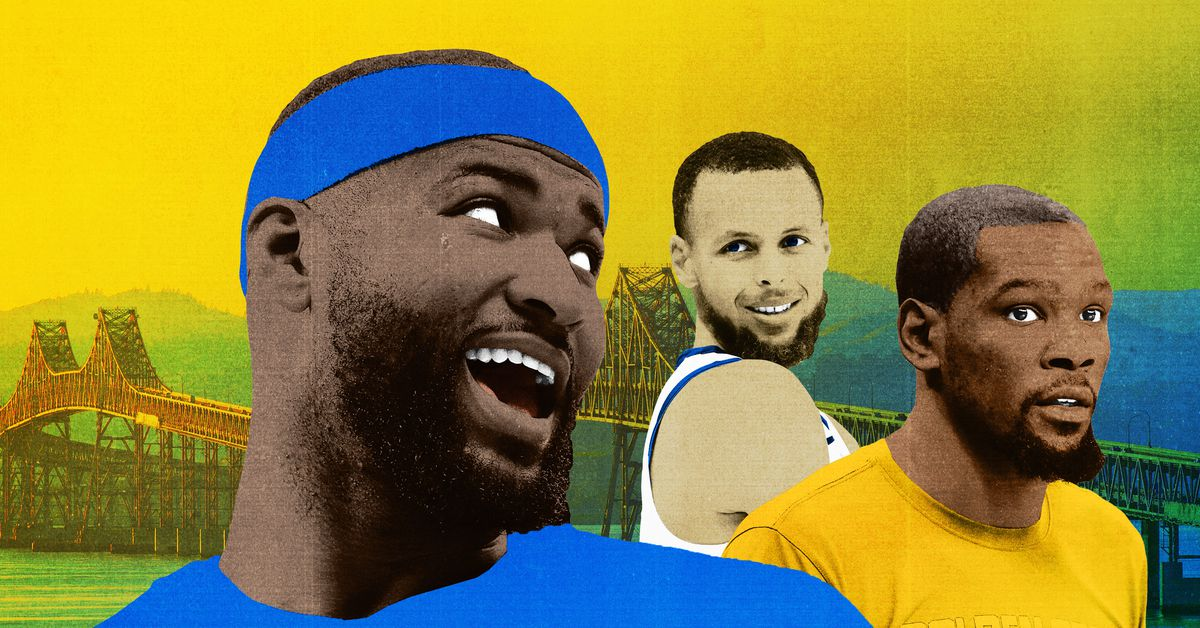 49f600b198e Boogie Bomb  DeMarcus Cousins Joins Golden State - The Ringer