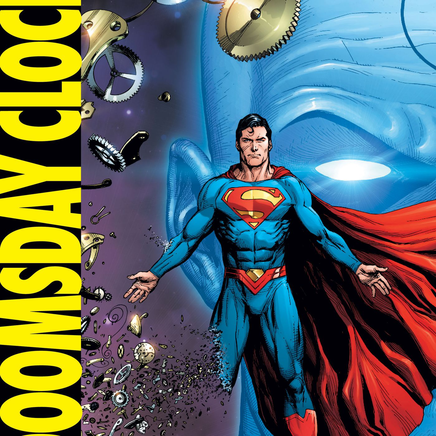 Doomsday Clock Is Dc S Watchmen Crossover Here S The First Six