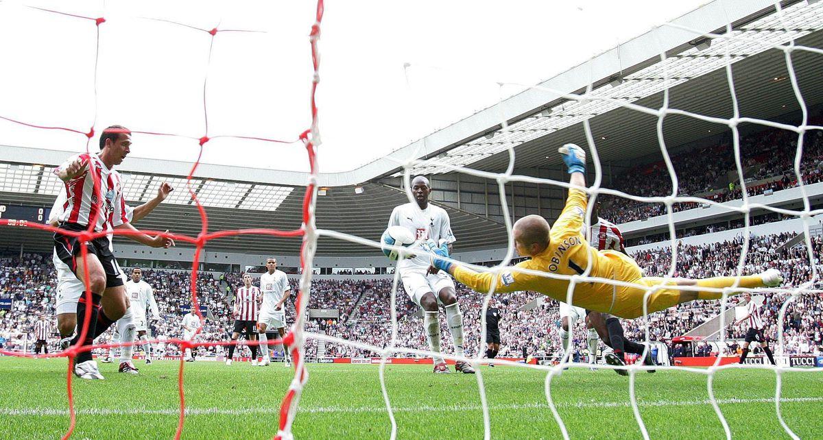 Soccer - Barclays Premier League - Sunderland v Tottenham Hotspur - The Stadium of Light