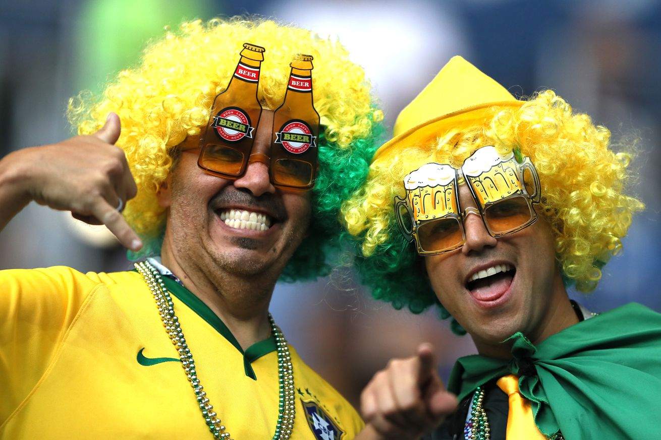 World Cup Gamethread: Brazil vs Switzerland. AND: Germany vs Mexico liveblog and highlights