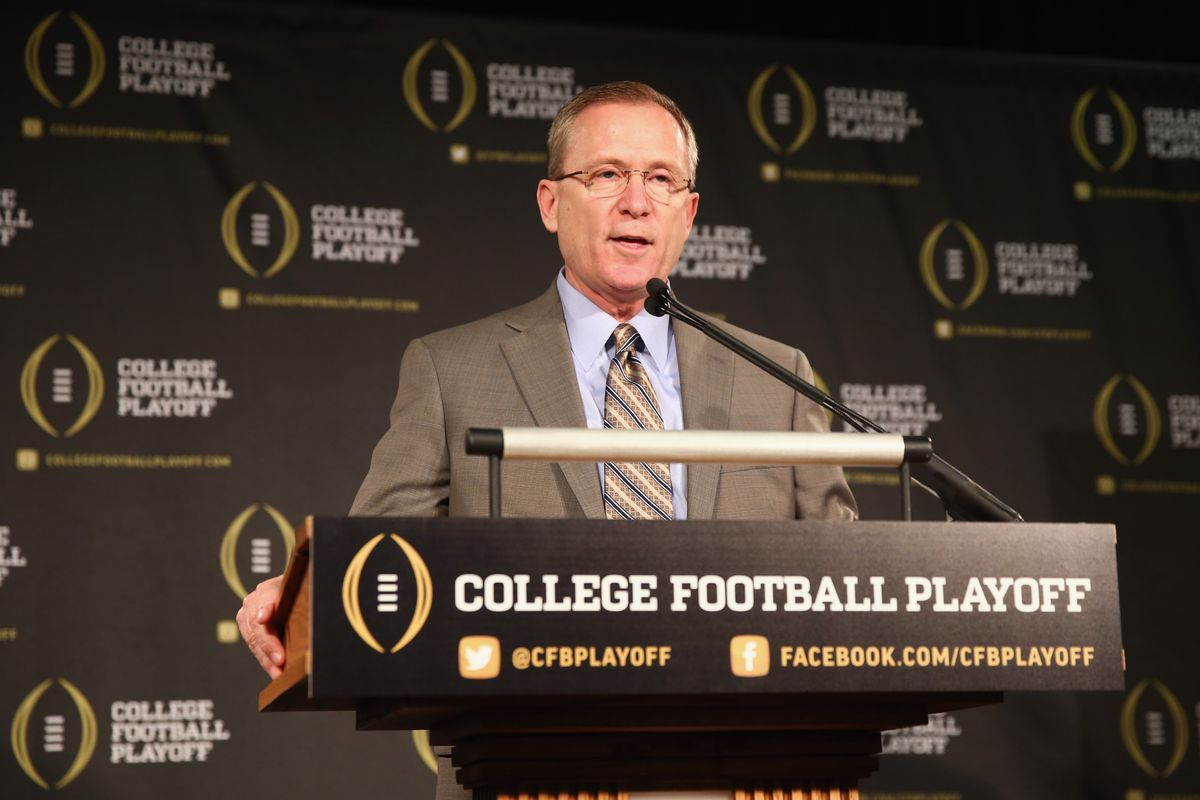College Football Playoff Announces The College Football Playoff Selection Committee - News Conference