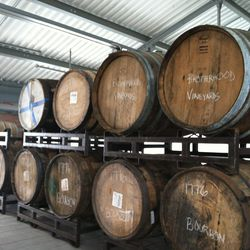 A variety of barrel aging will be used as part of the brewing technique. Right now Bluejacket has bourbon, rye whiskey, red wine and tequila barrels.