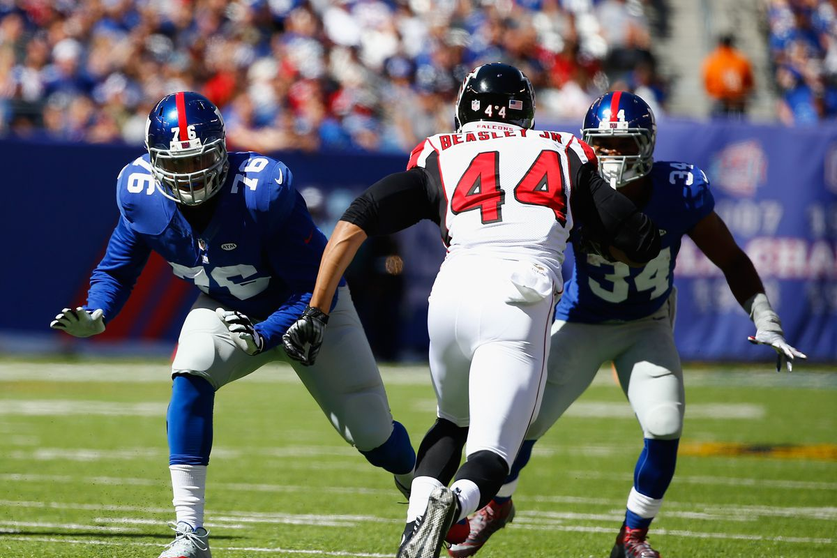 Falcons Vs Giants Channel Announcers Kickoff Time And Key