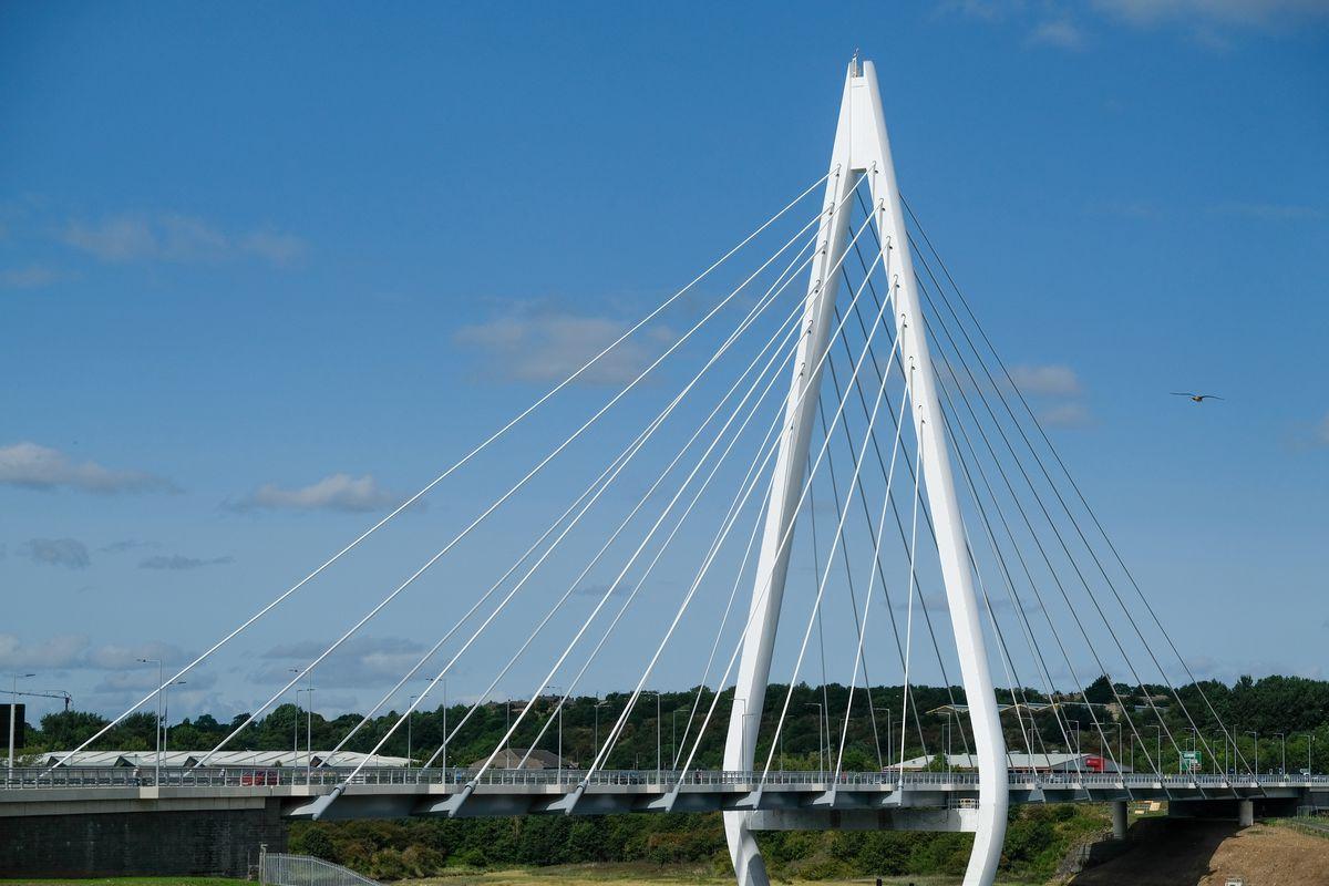 Sunderland Bridge Officially Opens To Traffic