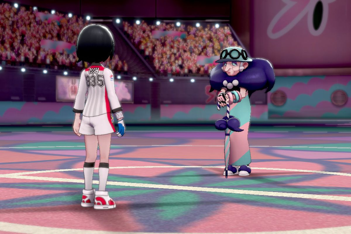 Pokemon Sword And Shield S Ballonlea Gym Guide To Beating Opal Polygon Answer questions correctly to receive stat buffs that'll help you progress through the ballonlea gym in pokemon sword and shield. ballonlea gym guide to beating opal