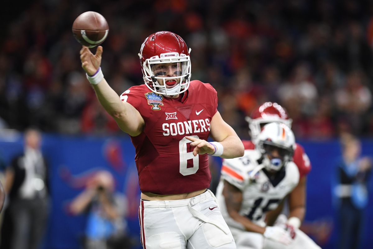 46190d142 Oklahoma QB Baker Mayfield arrested