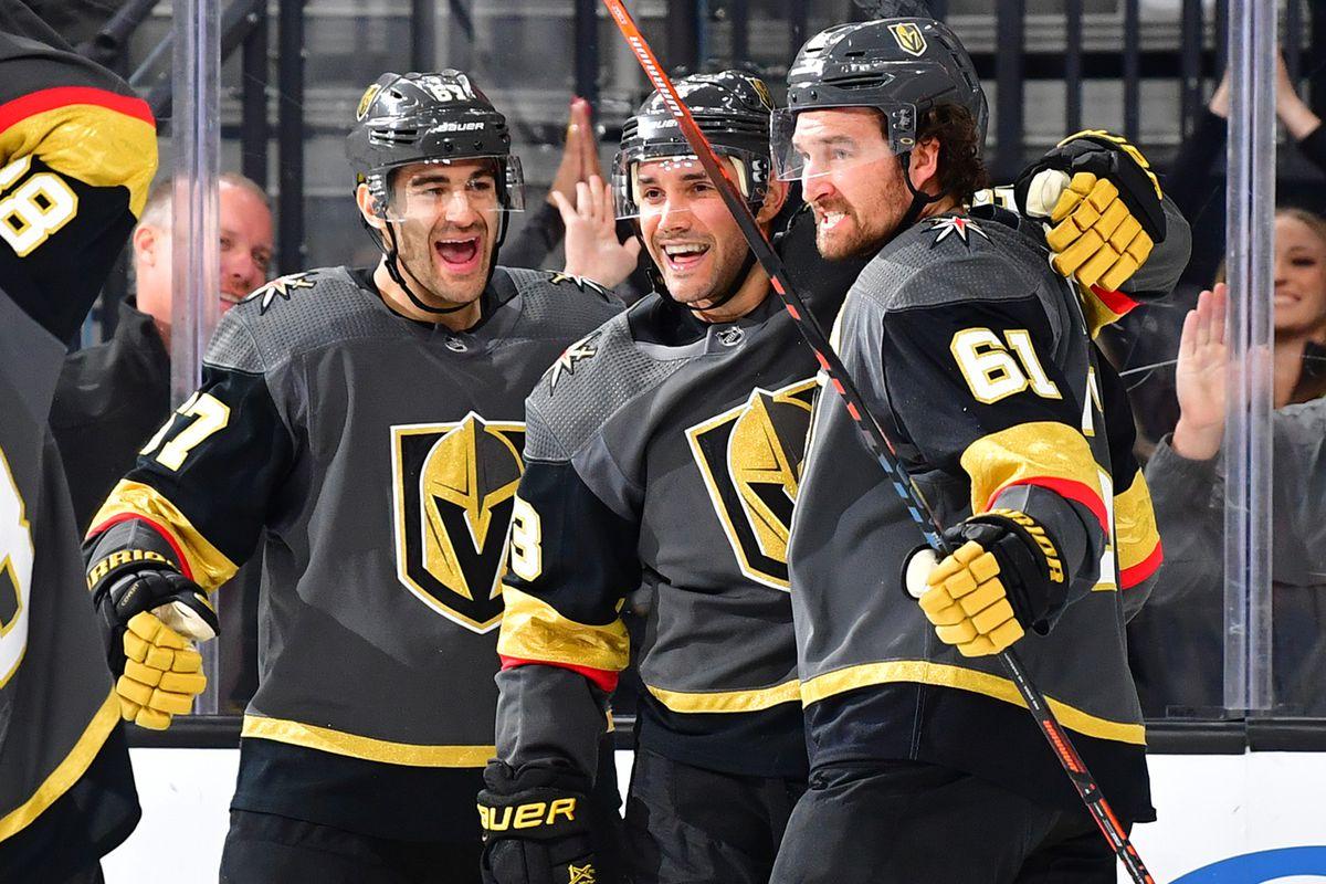 NHL: Tampa Bay Lightning at Vegas Golden Knights