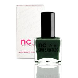 """ncLA Hunt Me Down nail lacquer, $18 at <a href=""""http://www.shopncla.com/products/hunt-me-down-1"""">ncLA</a>"""
