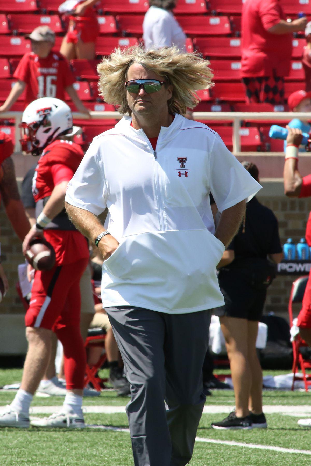 NCAA Football: Montana State at Texas Tech