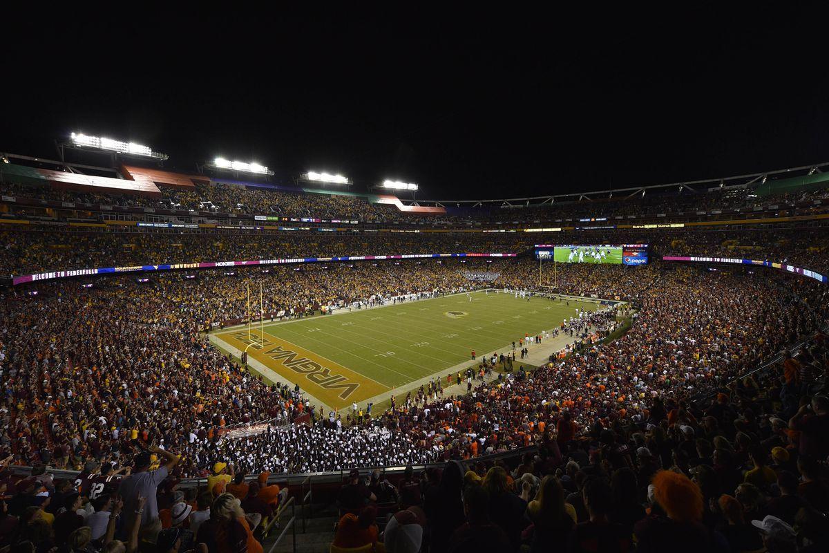 NCAA Football: West Virginia vs Virginia Tech