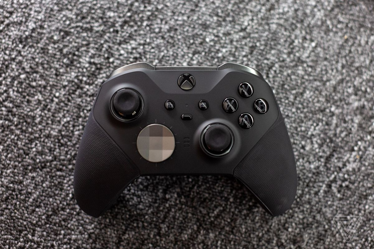 Microsoft's Xbox Elite 2 controller hands-on: the best pro gamepad