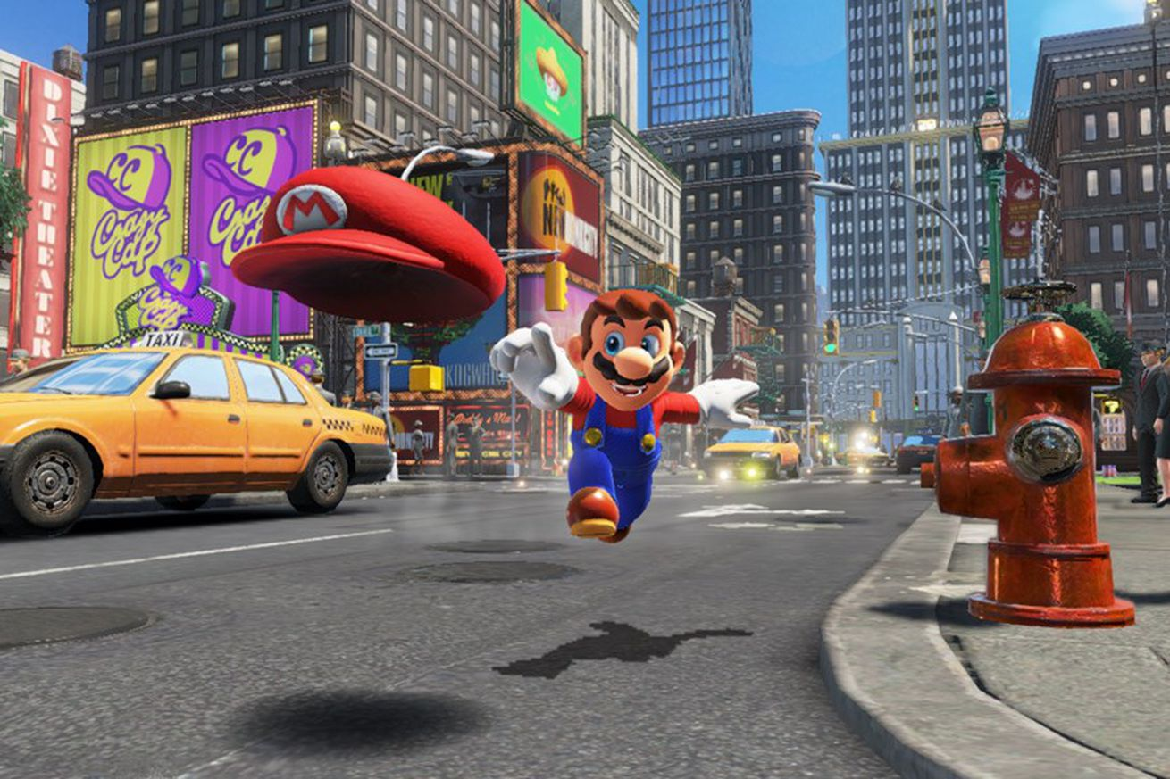 Super Mario Odyssey will release on October 27, spectacular E3 Trailer Revealed