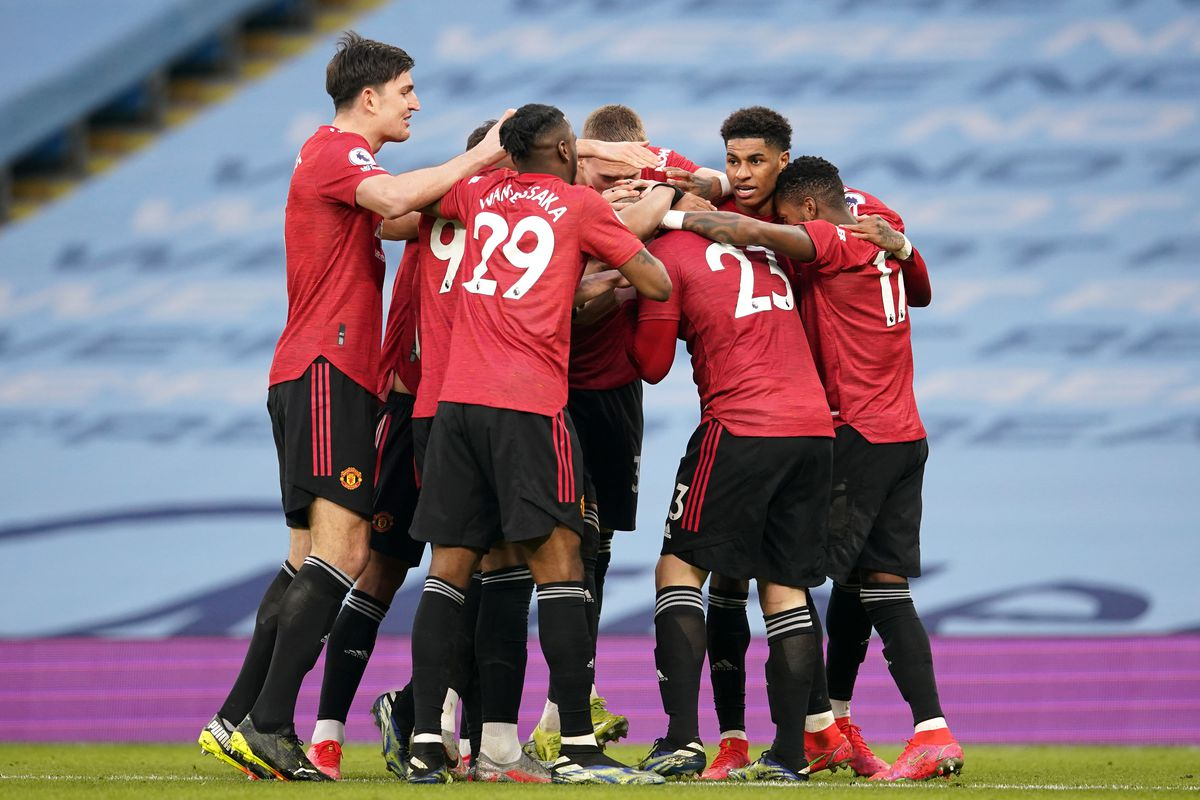 Manchester City 0-2 Manchester United: Derby win bolsters Reds' top four  hopes - The Busby Babe