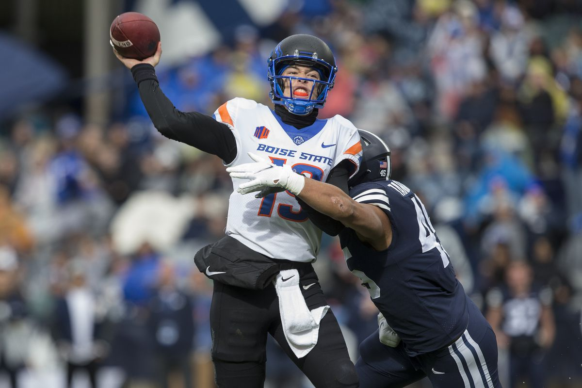 Boise State v Brigham Young