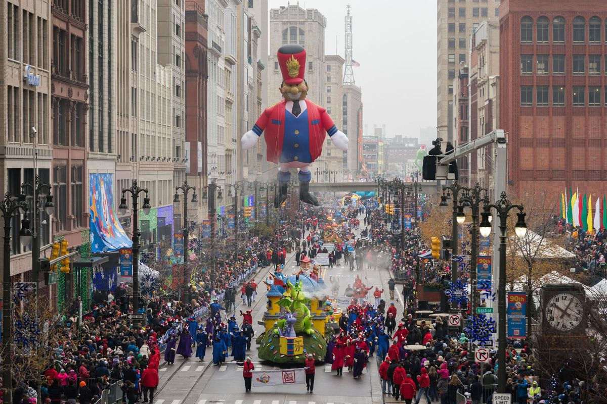 Detroit's Thanksgiving Day Parade: Everything you need to