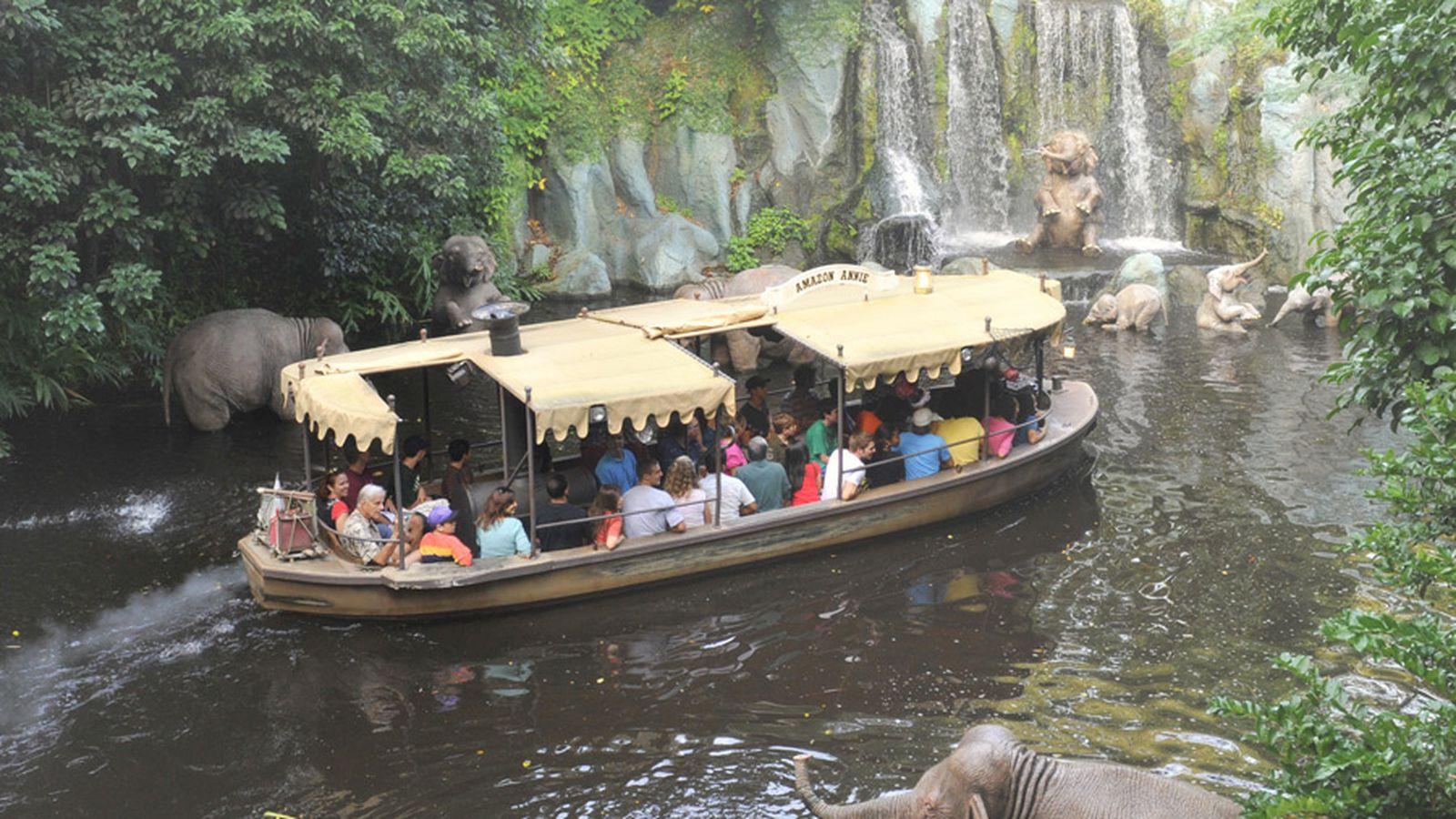 Disneyland Hawks A Ridiculous 300 Jungle Cruise Breakfast Extravaganza Eater La