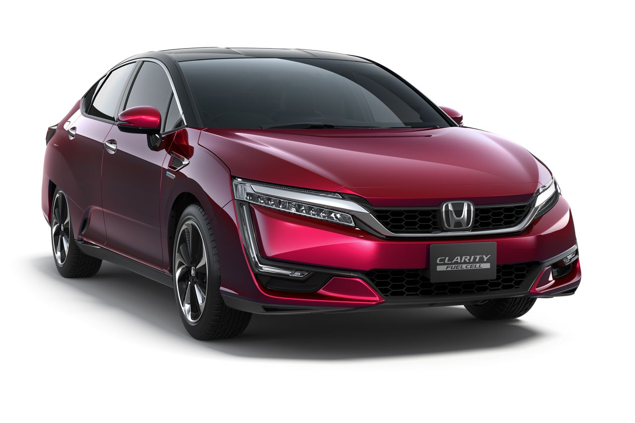 Hondas New Fuel Cell Car Will Arrive This Year For 500 A Month