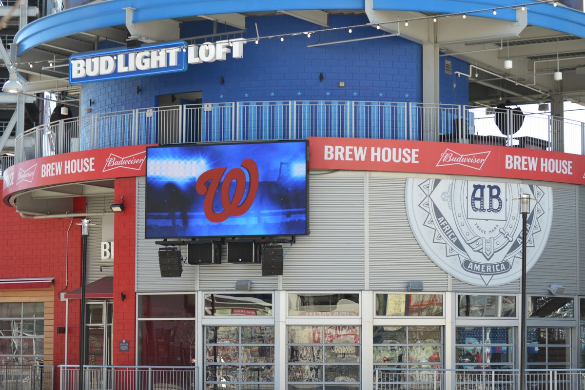 Where to Eat and Drink at Nationals Park, 2018 Edition