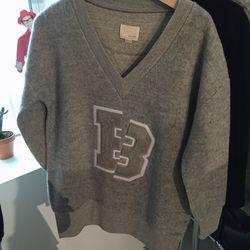 Sweater, $75