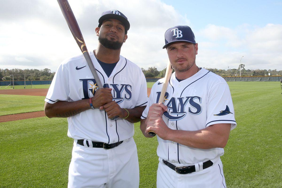 MLB: FEB 17 Tampa Bay Rays Photo Day