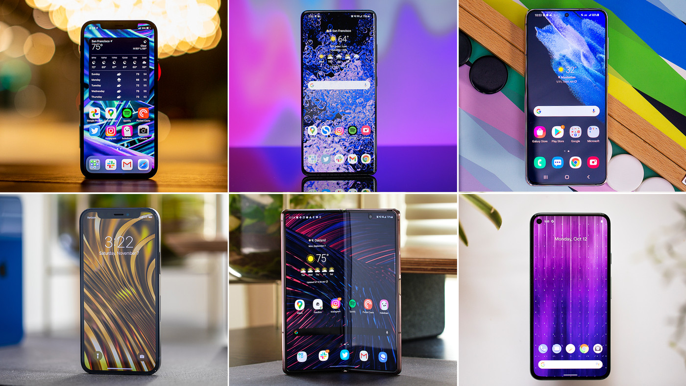 Best phone 2021: the top 10 smartphones to buy right now - The Verge
