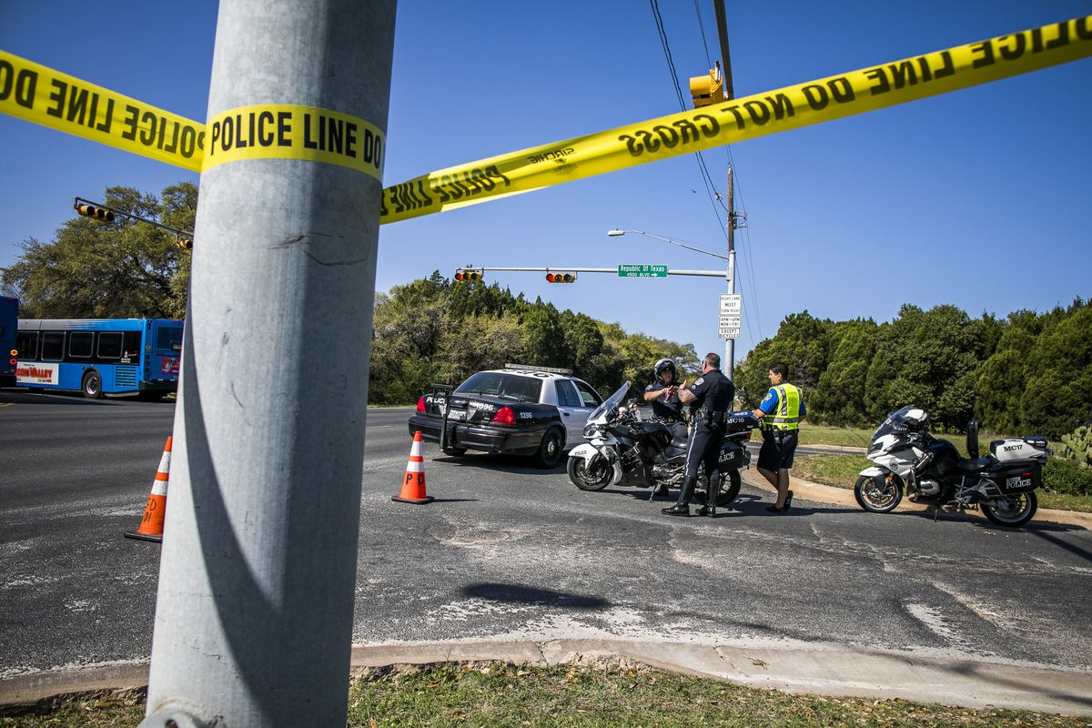 Suspected Austin serial bomber dead after blowing himself up