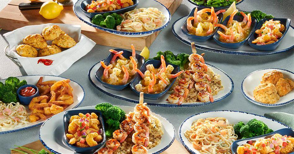 red lobster menu 2019