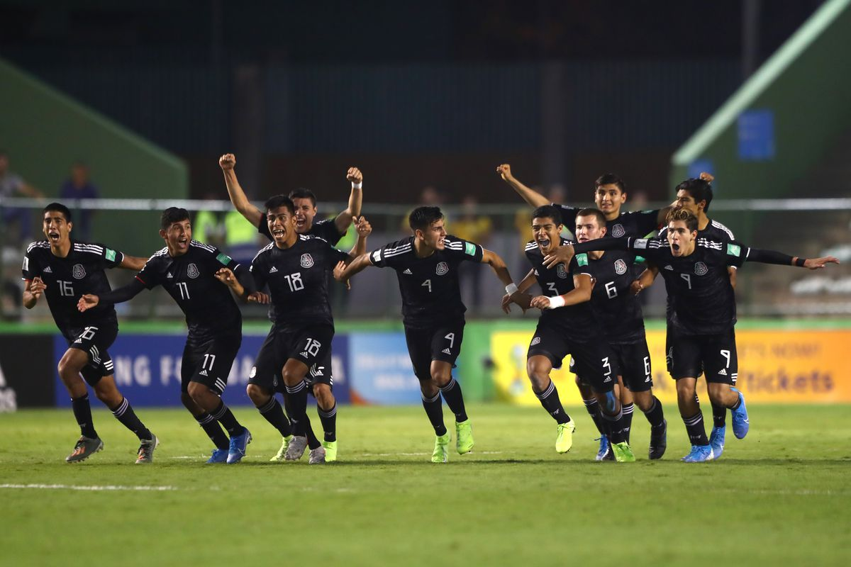 Mexico v Netherlands - FIFA U-17 World Cup Brazil 2019