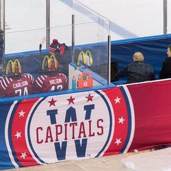 Carlson and Wilson Serve Penalties