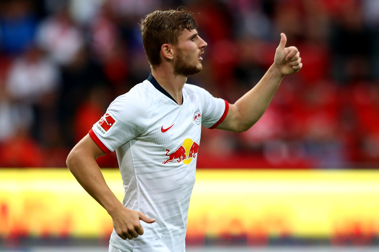 RB Leipzig continues to press Timo Werner for an extension