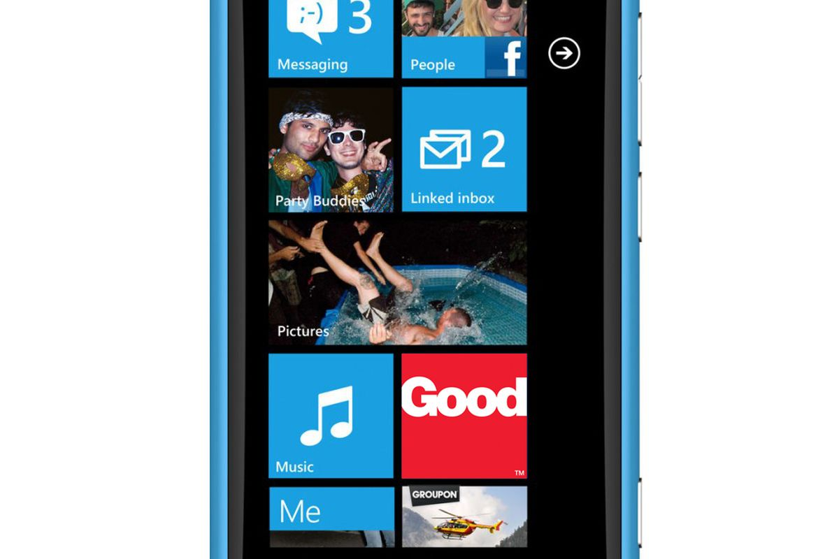 Good for Windows Phone (Photoshop)