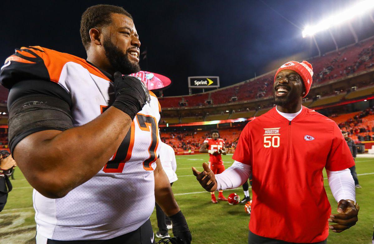 NFL: Cincinnati Bengals at Kansas City Chiefs