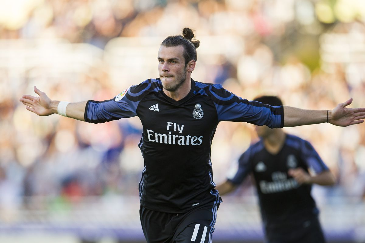 gareth bale designs wales inspired real madrid 3rd kit managing