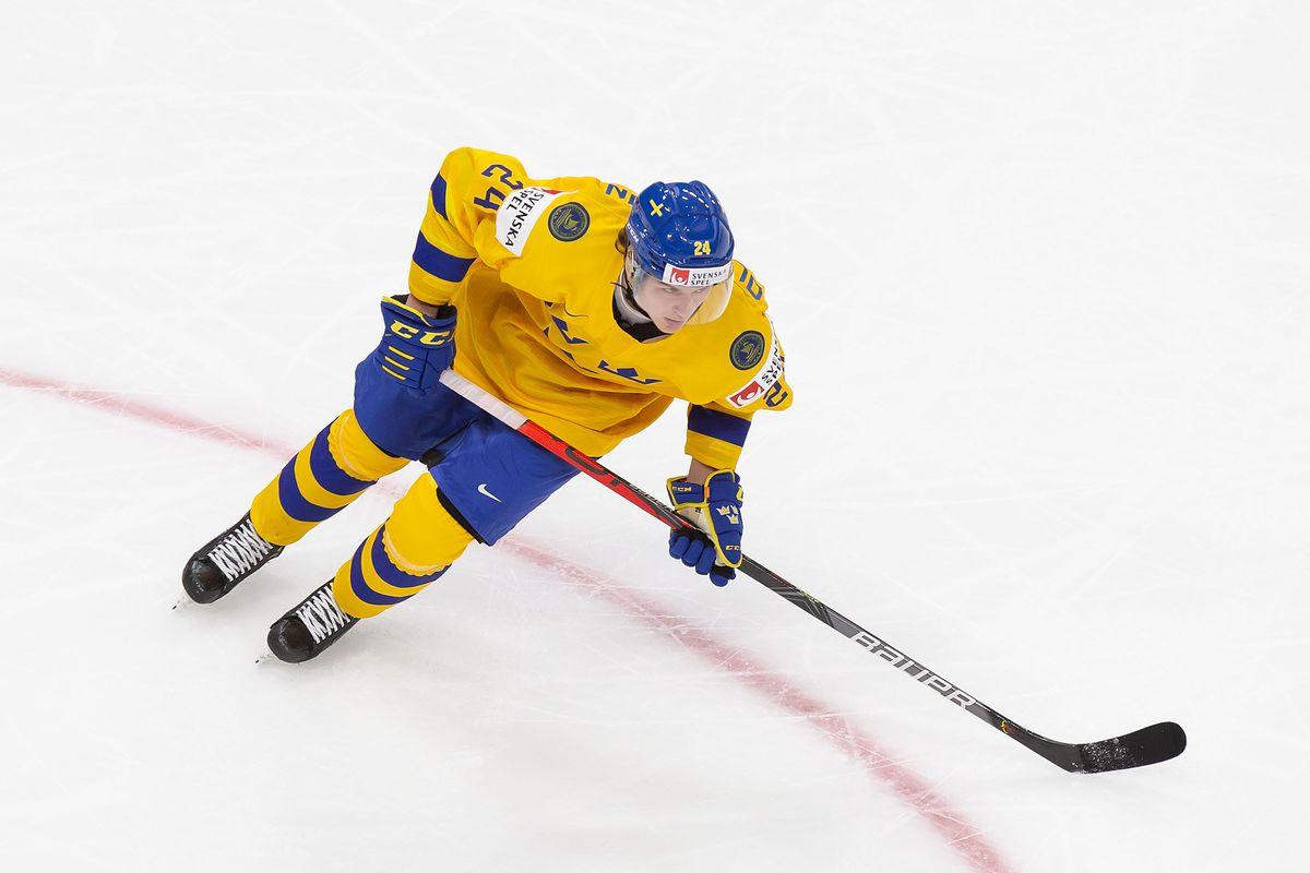 Sweden v Czech Republic: Preliminary Round Group B - 2021 IIHF World Junior Championship