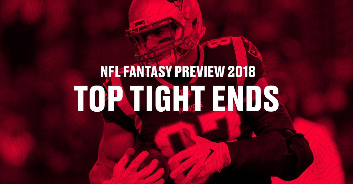 fantasy football rankings preseason top 25 tight ends in 2018 nfl fantasy football draft. Black Bedroom Furniture Sets. Home Design Ideas