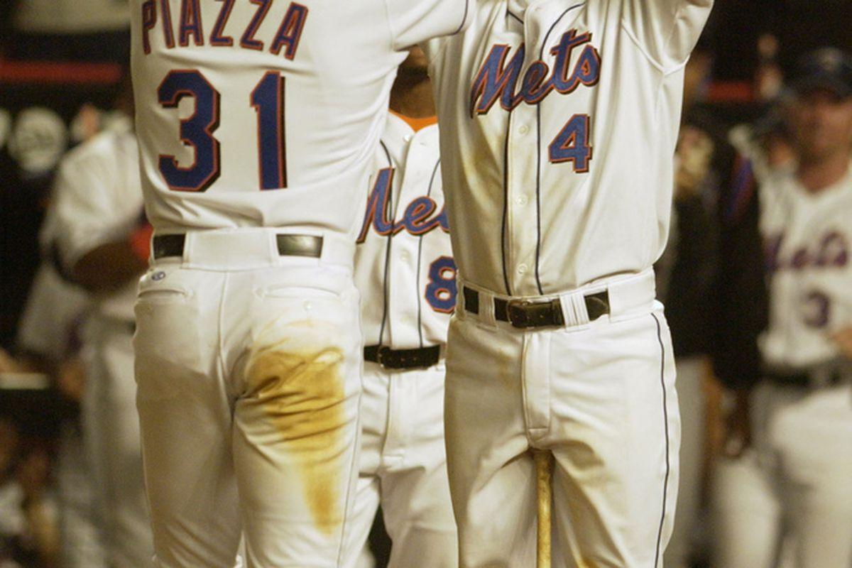 Atta boy, Mike. (Ezra Shaw / Getty Images)